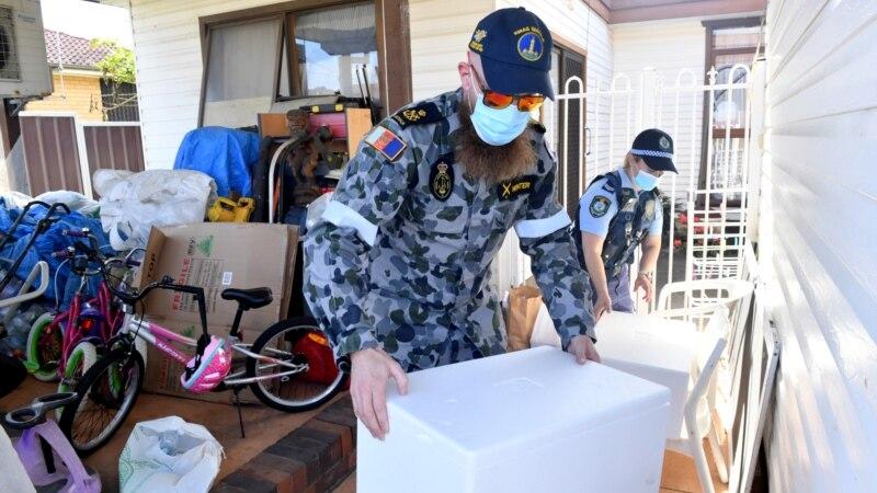 U Sidneju vojnici proveravaju da li se poštuje karantin