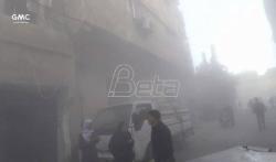 U Siriji šest poginulih i 45 povredjenih u raketnom napadu