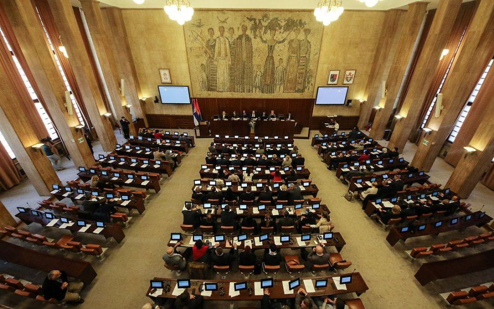 U Skupštini AP Vojvodine dvoje zaposlenih pozitivno na kovid-19