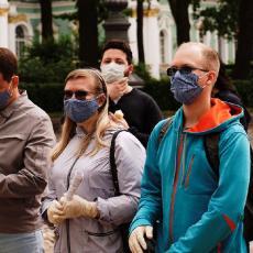 U Slovačkoj korona uporna: Zaražno još 3.363 osobe, preminulo 12 pacijenata
