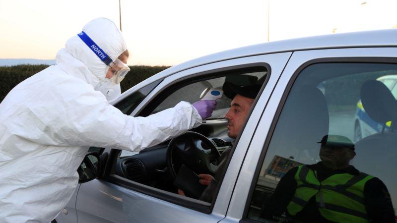 U Sloveniji od ponoći na snazi zabrana napuštanja matične opštine