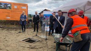 U Smederevskoj Palanci počela izgradnja 15 stanova za izbeglice