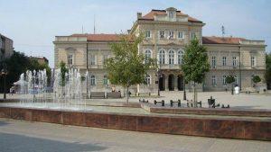 "U Smederevu će večeras svečano početi pozorišni festival ""Nušićevi dani""."