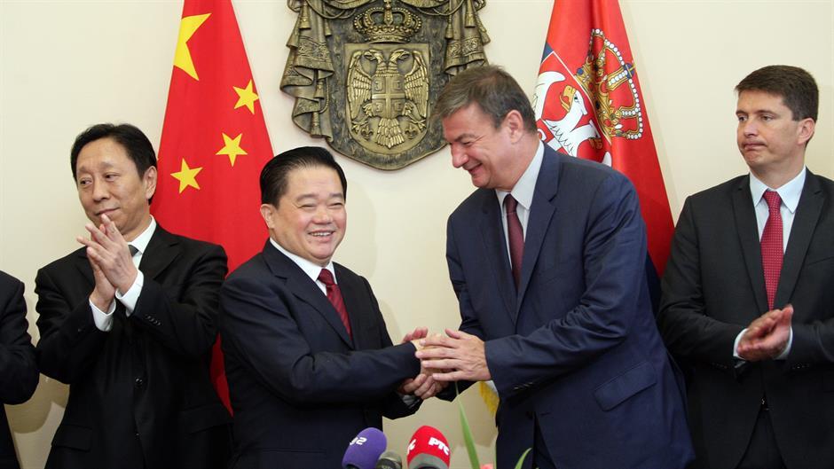 U Smederevu niče kinesko-srpski industrijski park