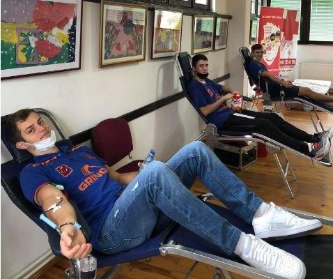 U Somboru akcija dobrovoljnog davanja krvi