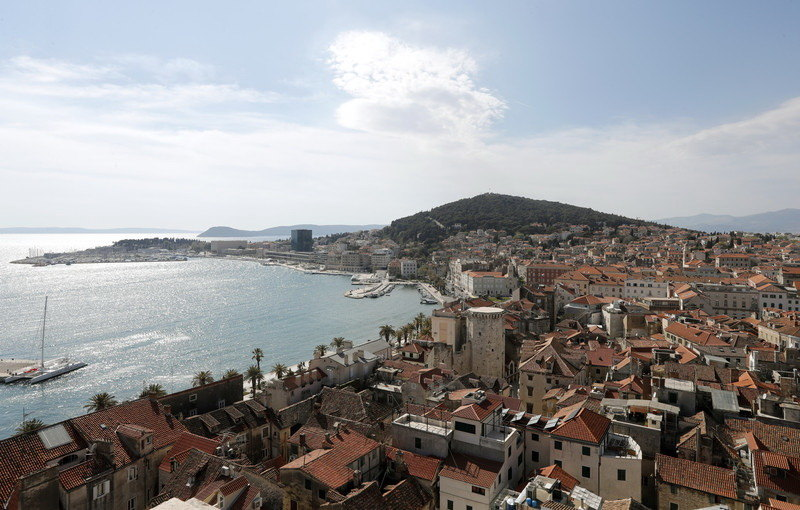 U Splitu evakuisan Domu za stare zbog pojave korona virusa
