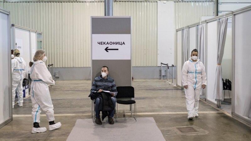 U Srbiji 2.583 novozaražena, trećina studenata neodlučna oko vakcinacije