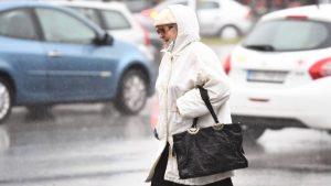 U Srbiji danas oblačno i mestimično kišovito vreme