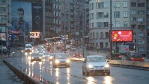 U Srbiji danas svežije, ponegde kiša i pljuskovi