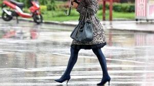 U Srbiji danas svežije vreme i obilni pljuskovi