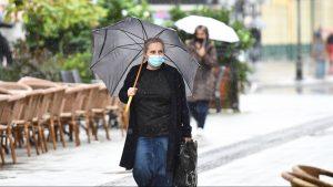 U Srbiji danas svežije vreme, mestimično s kišom i pljuskovima s grmljavinom