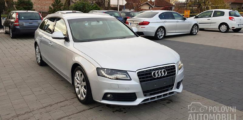"""U Srbiji i dalje najpopularniji njemački dizelaši, najtraženiji model """"Audi A4"""""""