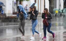 U Srbiji i sutra popodne kiša