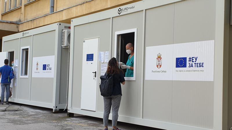 U Srbiji još 2 osobe preminule, 122 novozaraženih