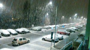 Širom Srbije noćas susnežica i sneg
