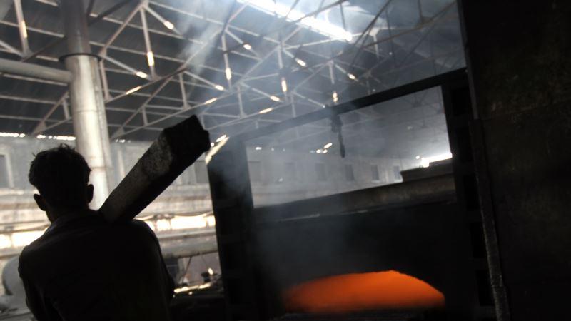U Srbiji pad industrijske proizvodnje za 9,3 odsto