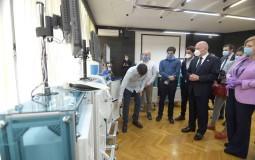 U Srbiji razvijen prvi domaći respirator