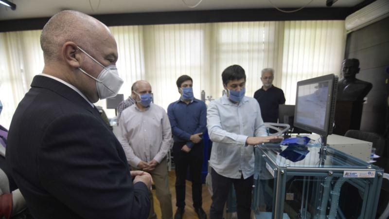 U Srbiji razvijeni prototipovi respiratora