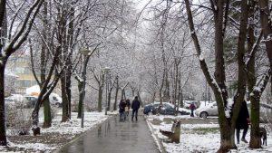 U Srbiji sutra promenljivo i hladno vreme, temperatura do osam stepeni