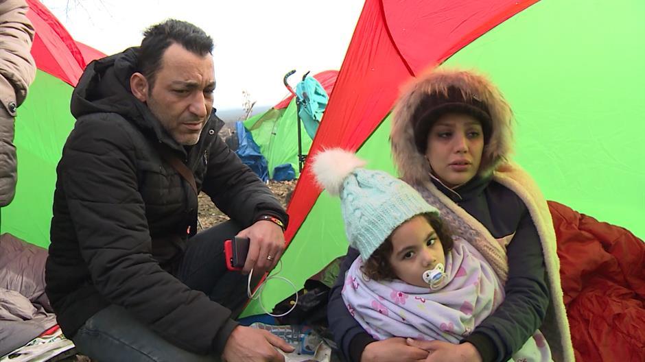 U Srbiji trenutno boravi oko 4.100 izbjeglica