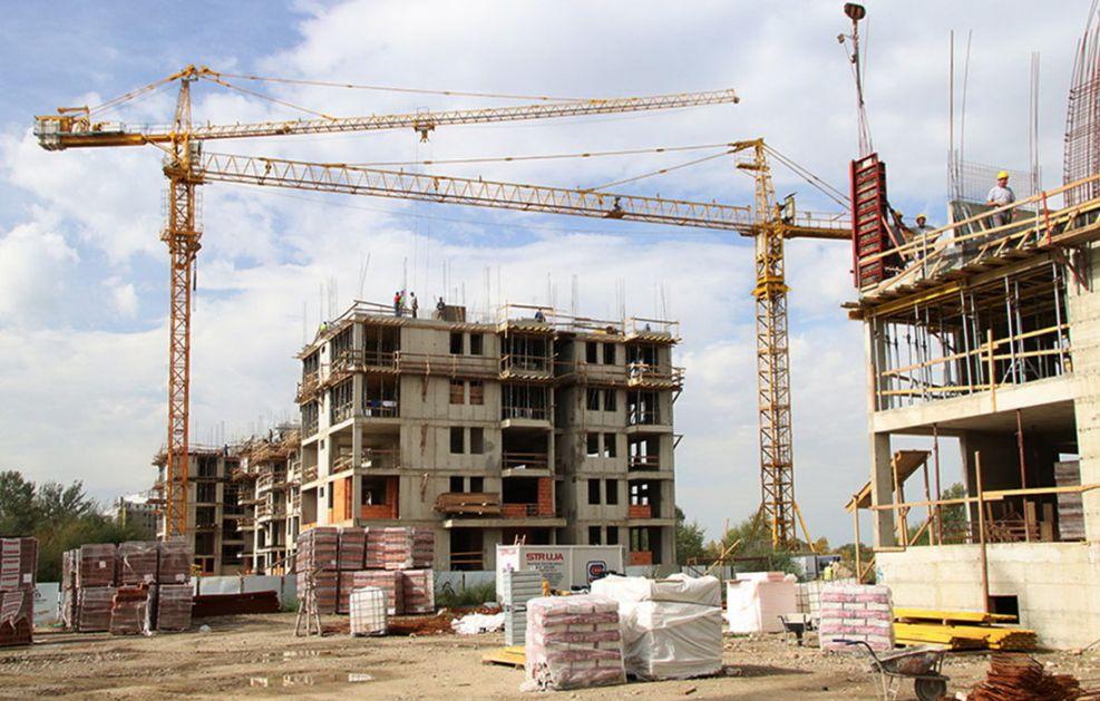 U Srbiji u aprilu izdata 2.061 građevinska dozvola
