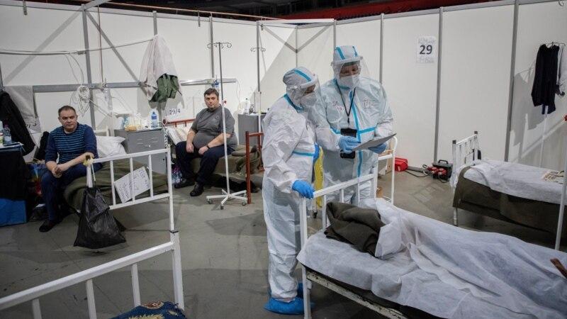 U Srbiji umrlo još 19 osoba, više od 800  novozaraženih