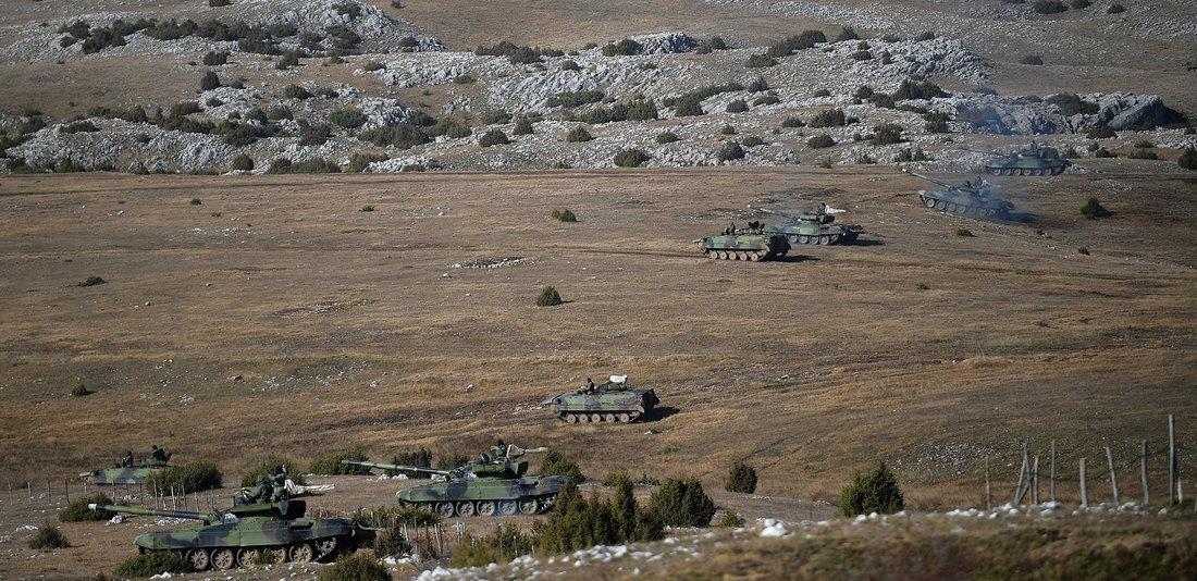 U Srbiju stiglo 10 oklopnih vozila iz Rusije