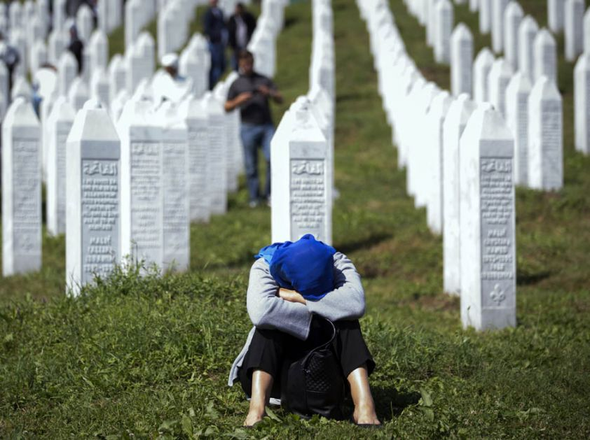 U Srebrenici nije bio genocid, jeste STRAŠAN ZLOČIN