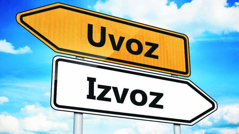 U Srpskoj pokrivenost uvoza izvozom 93 odsto