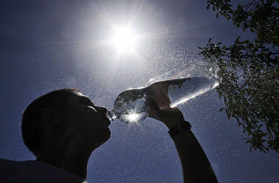U Srbiji će danas biti tropski toplo, u Novom Sadu do 38 stepeni