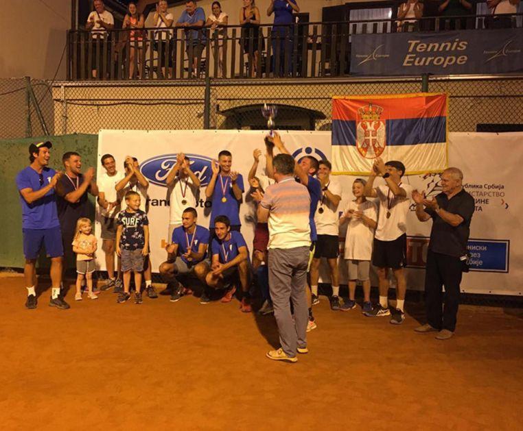 U TRILER ZAVRŠNICI! Spartak na domaćem terenu odbranio titulu ekipnog šampiona Srbije za seniore!