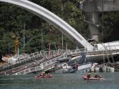 U Tajvanu se srušio most, ima nestalih (VIDEO)