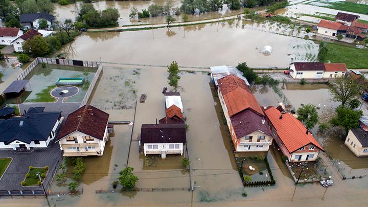 U Teksasu spaseno 60 ljudi iz poplava