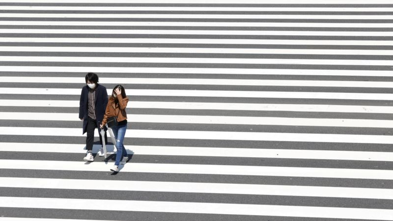 U Tokiju najviši stupanj upozorenja zbog COVID-a 19