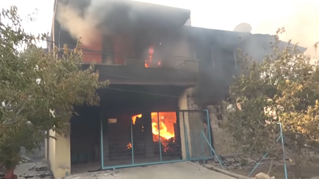 U Turskoj aktivno još pet požara