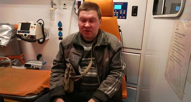 U Ukrajini pretučen anti-režimski novinar (VIDEO)