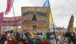 U Ukrajini skup žena protiv porodičnog nasilja (VIDEO)