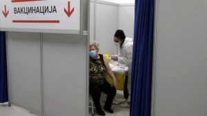 U Ušću do sada vakcinisano tri hiljade ljudi