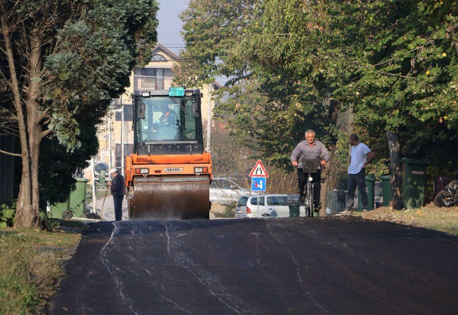 U Veterniku asfaltirano 28 ulica, do kraja godine još 10
