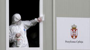 U Vojvodini manje testirano, manje obolelih od virusa