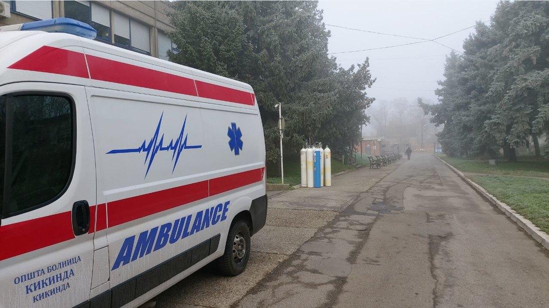 U Vranju pacijent preminuo u čekaonici, rekao da mu nije dobro