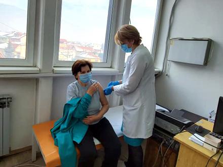 U Vranju promenjen način vakcinacije posle propusta u revakcinaciji