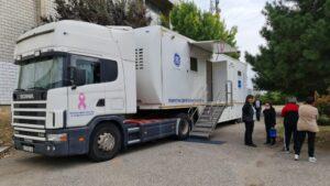 U Vranju zakazano 114 pregleda dojke na mobilnom Digitalnom mamografu