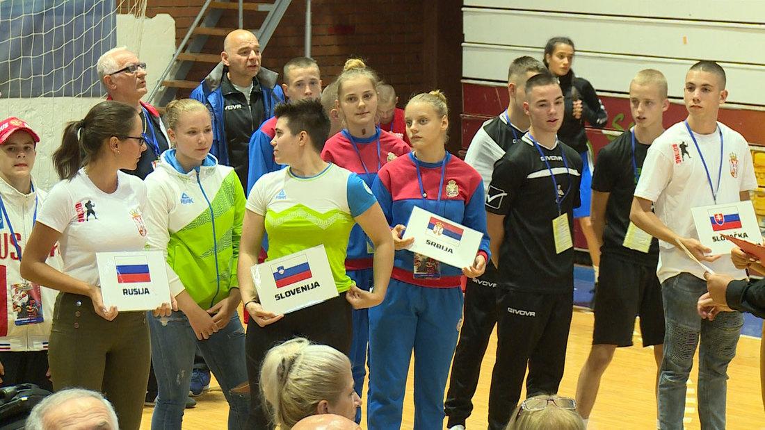 U Vrbasu počeo juniorski Kup nacija u boksu
