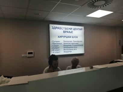 U ZC Vranje 116 paijenata sa kovidom