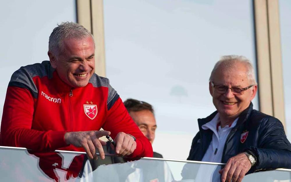 U ZVEZDI TRLJAJU RUKE! Evo koliko su crveno-beli zaradili plasmanom u nokaut fazu Lige Evrope!