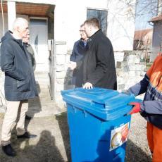 U Zemunu je počela podela kanti za odlaganje reciklabilnog otpada: Najavljen je I VELIKI PROJEKAT u oblasti ekologije