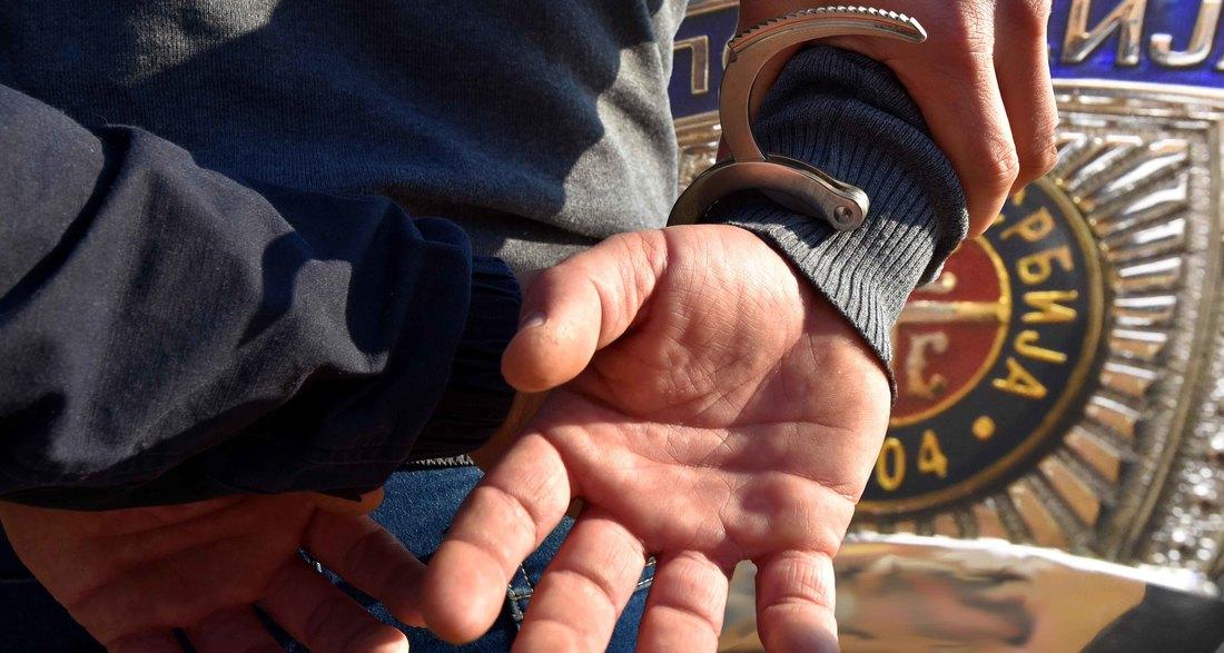 U Zrenjaninu uhapšen mladić zbog više teških krađa