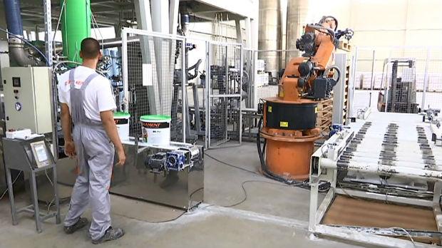 U aranđelovačkom Bekamentu otvorena nova proizvodna linija