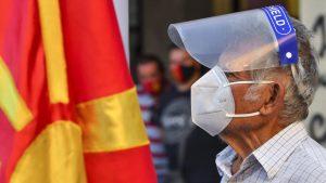 U bolnici zbog korone zvaničnici Vlade Severne Makedonije